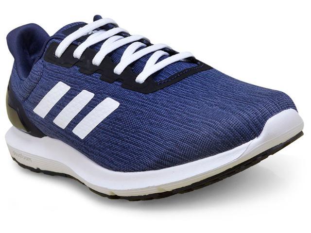 Tênis Masculino Adidas Bb3589 Cosmic 2m Marinho/branco