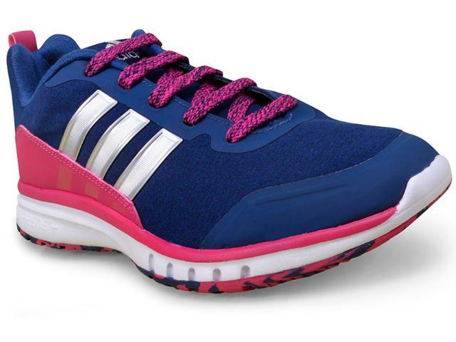 Tênis Feminino Adidas H68430 Skyfreeze w Marinho/rosa
