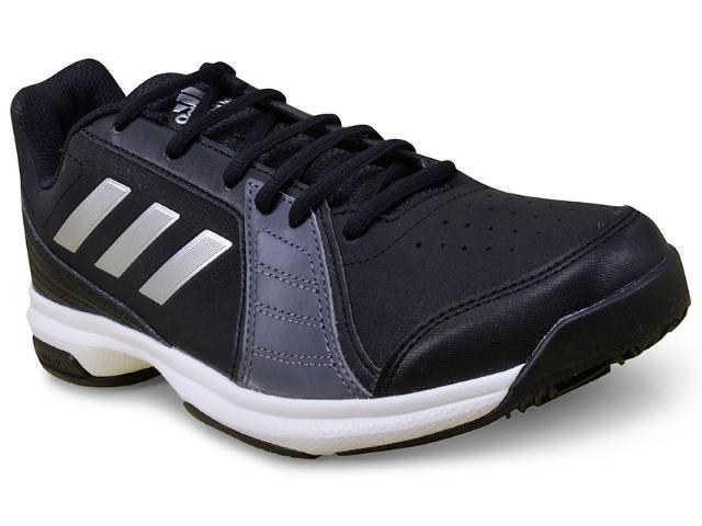 Tênis Masculino Adidas By1602 Approach Preto/branco