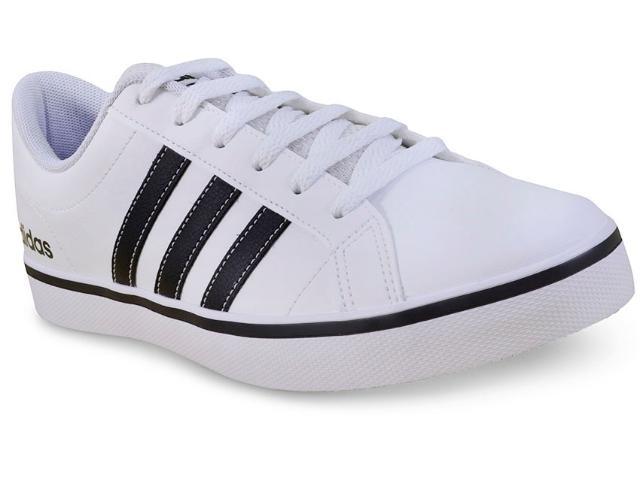 Tênis Masculino Adidas Aw4594 vs Pace Branco/preto