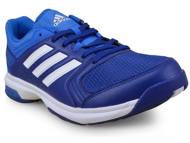 Tênis Masculino Adidas By2448 Esssence Azul/branco