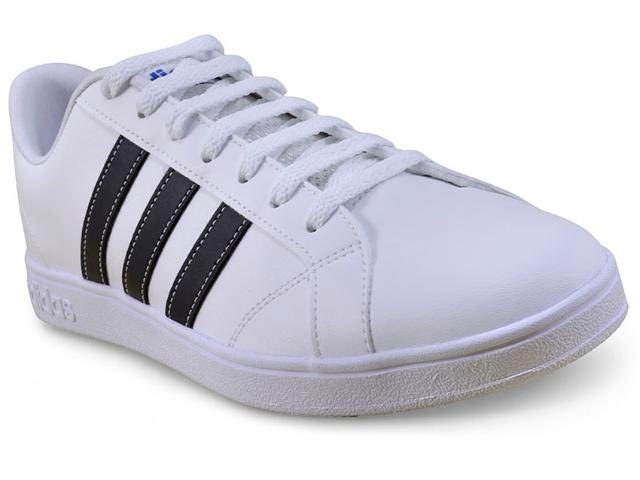 Tênis Masculino Adidas F99256  vs Advantage Branco/preto