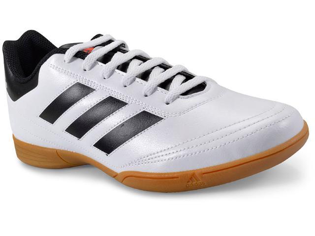 Tênis Masculino Adidas Aq4292 Goletto vi in Branco/preto