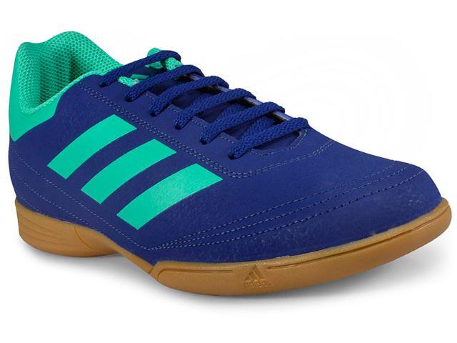 Tênis Masculino Adidas Db0981 Goletto vi in Marinho/verde