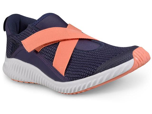 Tênis Feminino Adidas Cq1722 Fortarun Xcf Roxo/goiaba