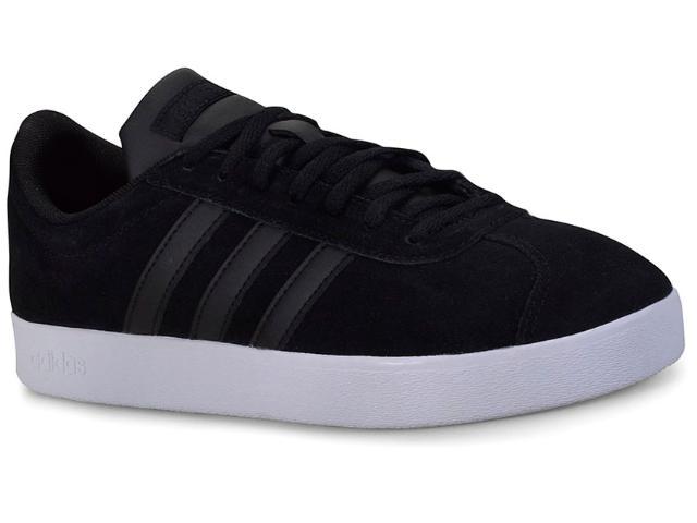 Tênis Masculino Adidas Da9865 vl Court 2.0 Preto/branco