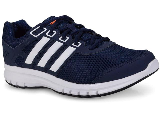 Tênis Masculino Adidas Cp8763 Duramo Lite m Marinho/branco