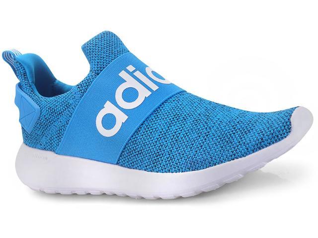 Tênis Masculino Adidas Db1647 cf Lite Racer Adapt  Azul/branco