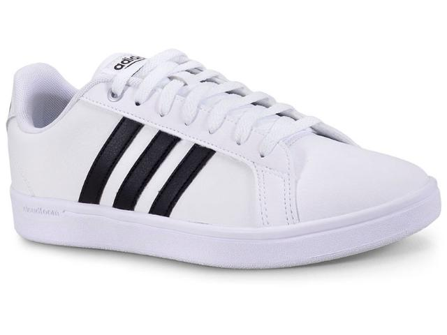 Tênis Masculino Adidas Aw4294 cf Advant Branco/preto