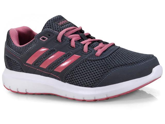 Tênis Feminino Adidas B75583 Duramo Lite 2.0 Grafite/rosa