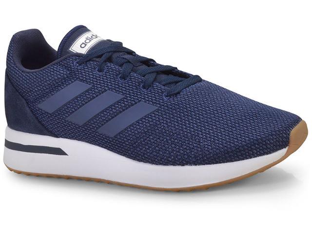 Tênis Masculino Adidas B96559 Run 70s cl Marinho