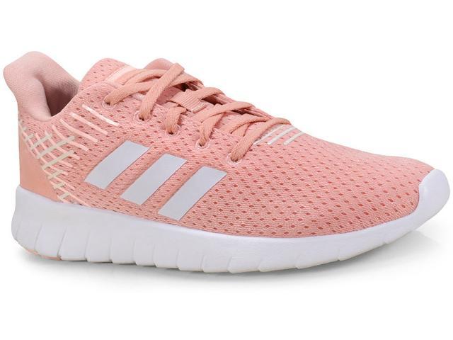 Tênis Feminino Adidas F36733 Asweerun Rose/branco