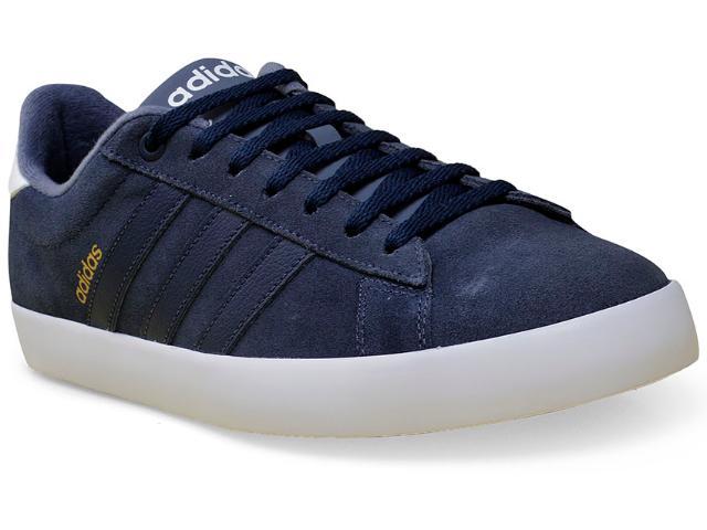 Tênis Masculino Adidas Aw4981 Derby st Marinho