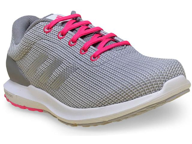Tênis Feminino Adidas Aq2174 Cosmic w Cinza/pink