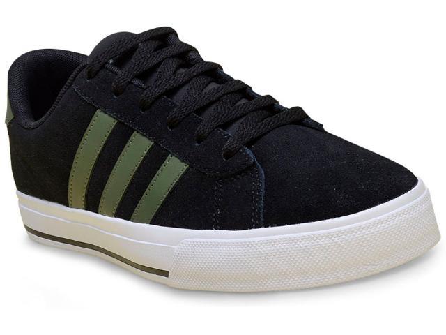 Tênis Masculino Adidas Aw4574 Daily Preto