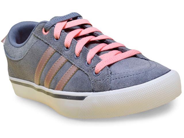 Tênis Feminino Adidas Aw4739 Parks st w Cinza