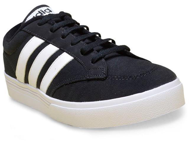 Tênis Masculino Adidas H68375 Gvp br Preto/branco
