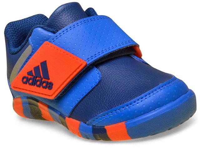 cb4155d4c48 adidas azul e laranja
