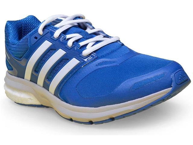 Tênis Masculino Adidas Aq6633 Questar tf m Azul/branco