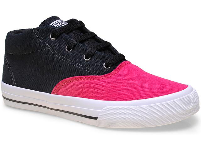 Tênis Unisex All Star Cr3641145 Preto/magenta