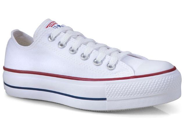 Tênis Feminino All Star Ct04950003 Branco/marinho