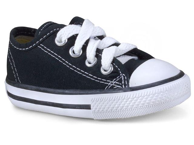 Tênis Uni Infantil All Star Ck05060002 Preto/branco