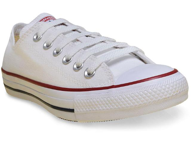 Tênis Unisex All Star Ct00010001 Branco/marinho