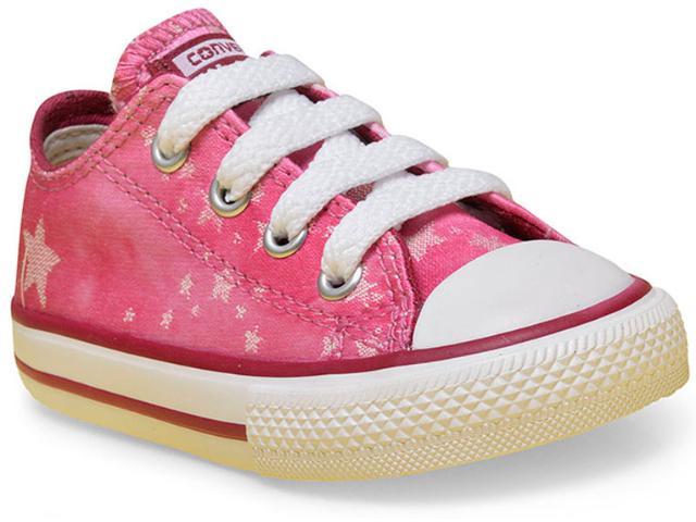 Tênis Fem Infantil All Star Ck04270002 Rosa