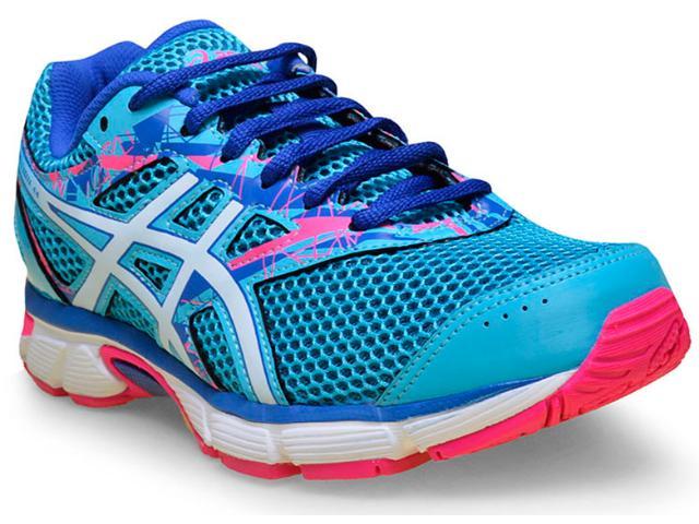 Tênis Feminino Asics T070a.4820 Gel Excit Azul/royal/pink