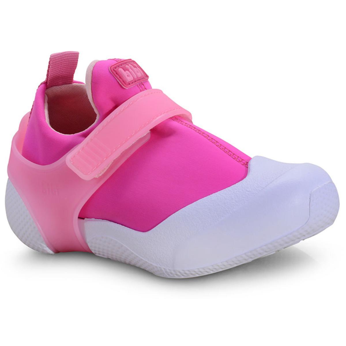 Tênis Fem Infantil Bibi 1093005 Pimenta/rosa