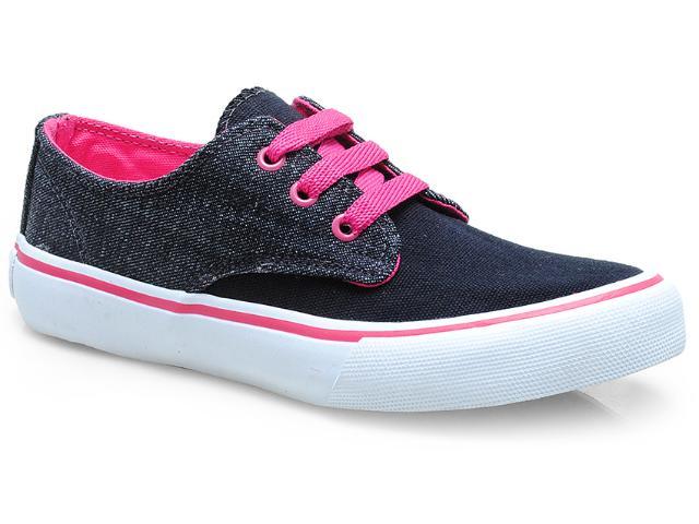 Tênis Feminino Cavaliery 5396238 Preto/pink