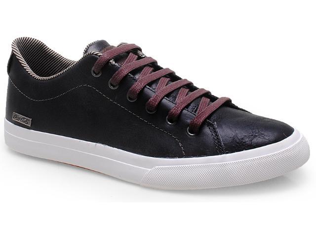 Tênis Masculino Coca-cola Shoes Cc0714 Preto