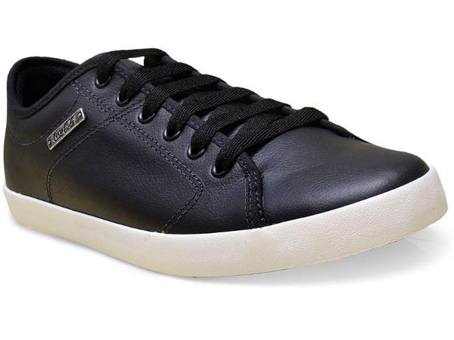 Tênis Masculino Coca-cola Shoes Cc1130 Preto