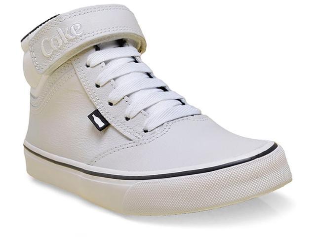 Tênis Feminino Coca-cola Shoes Cc0534 Branco