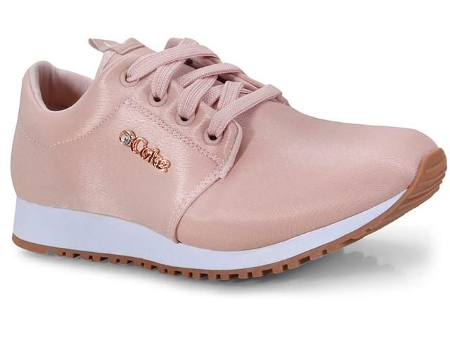 Tênis Feminino Coca-cola Shoes Cc1432 Rose