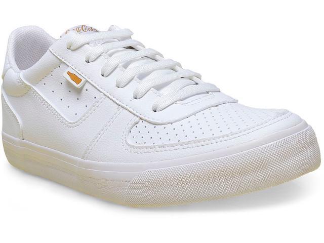 Tênis Masculino Coca-cola Shoes Cc1200 Branco