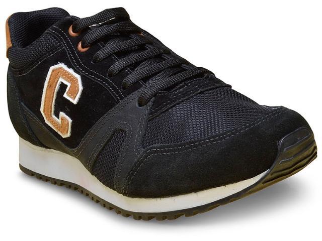 Tênis Masculino Coca-cola Shoes Cc1262 Preto