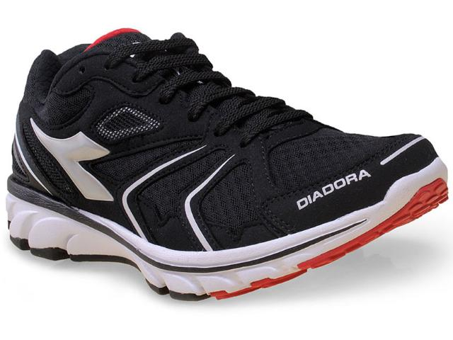 Tênis Masculino Diadora 125503 C0105 Winn Preto