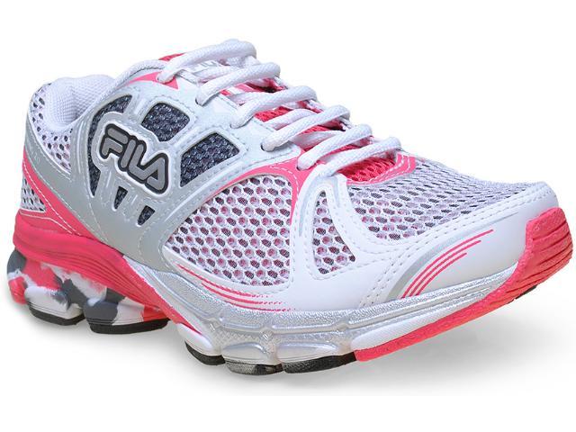 Tênis Feminino Fila 51j438x Striking 2.0 Branco/grafite/pink