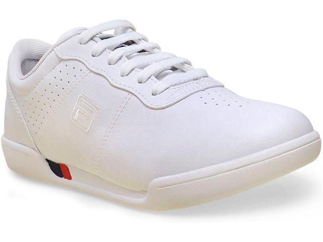 0bf54f6daee Tênis Fila 51U264X 100 Branco Comprar na Loja online...