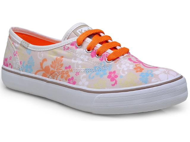 Tênis Feminino Keds Kd394.027 Floral
