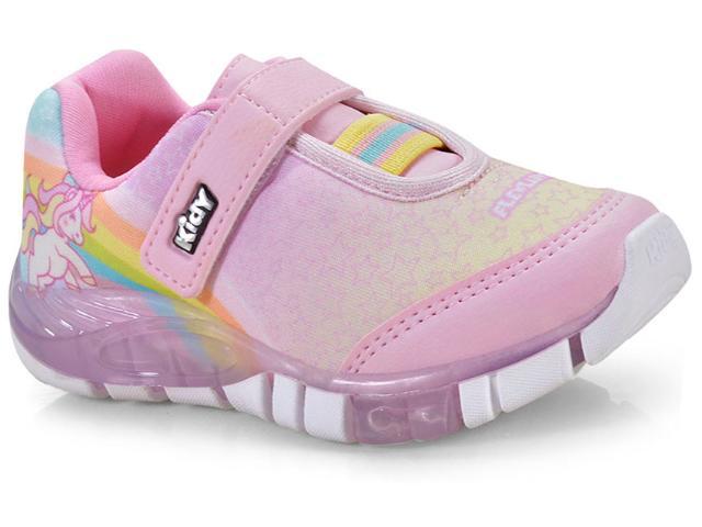 Tênis Fem Infantil Kidy 02010930008 Rosa