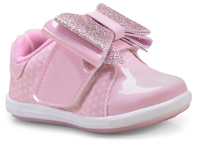 Tênis Fem Infantil Kidy 00907730008 Rosa