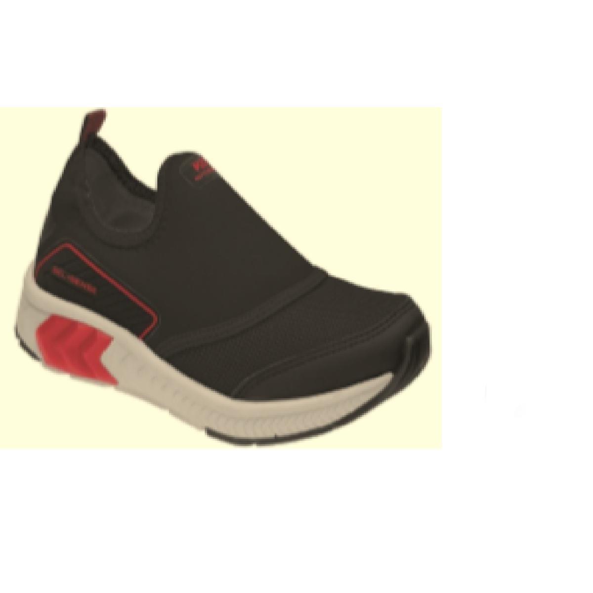 Tênis Masc Infantil Kidy 04500230080 Preto/vermelho