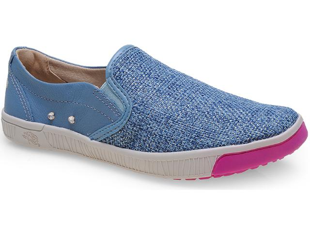 Tênis Feminino Kolosh C0602 Jeans