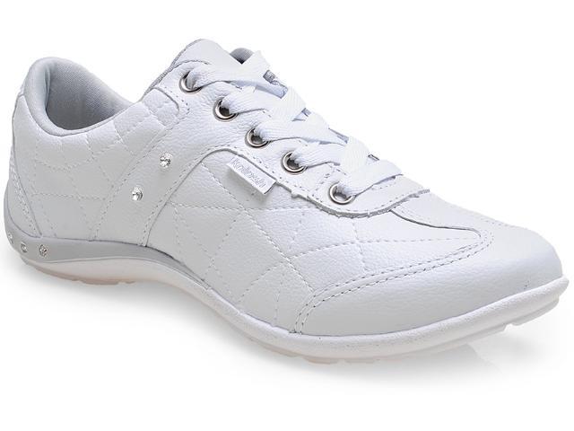 Tênis Feminino Kolosh C0621 Branco/cinza