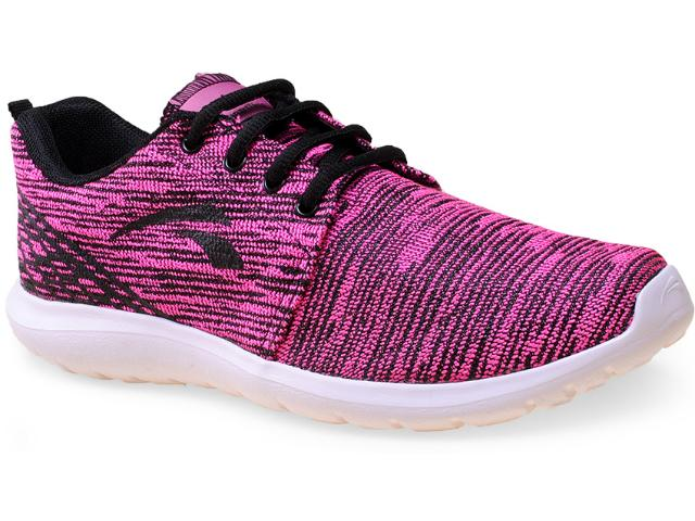 Tênis Feminino Kolosh 9962 Pink/preto