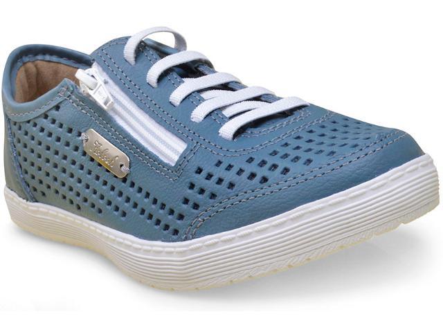 Tênis Feminino Kolosh C0651 Jeans