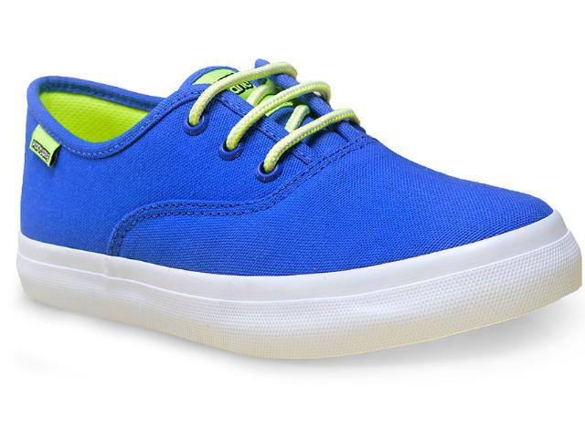 Tênis Feminino Mary Jane 4074 Azul