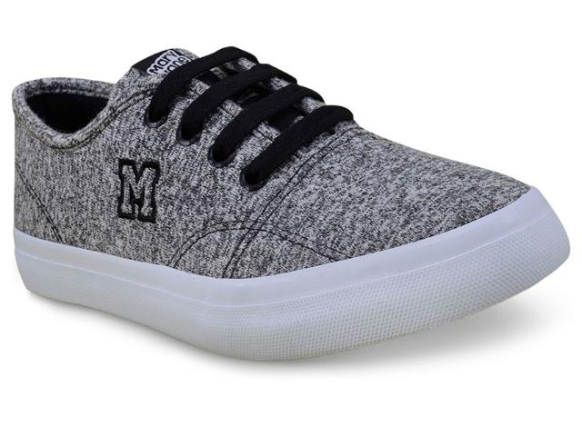 Tênis Feminino Mary Jane 4128 Cloud Mescla
